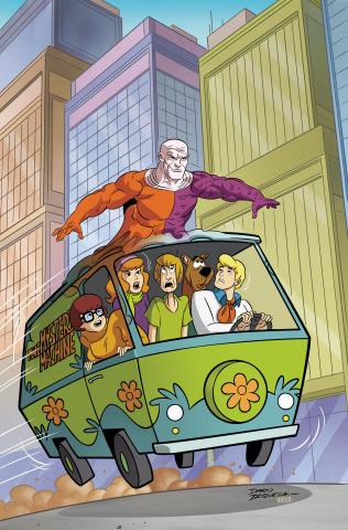 Scooby Doo Team-Up #49