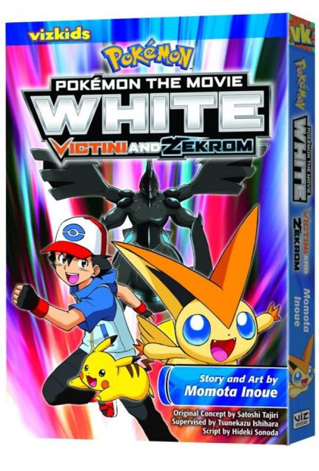 Pokemon the Movie: White - Victini & Zekrom