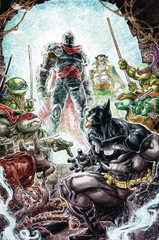 Batman / Teenage Mutant Ninja Turtles #6