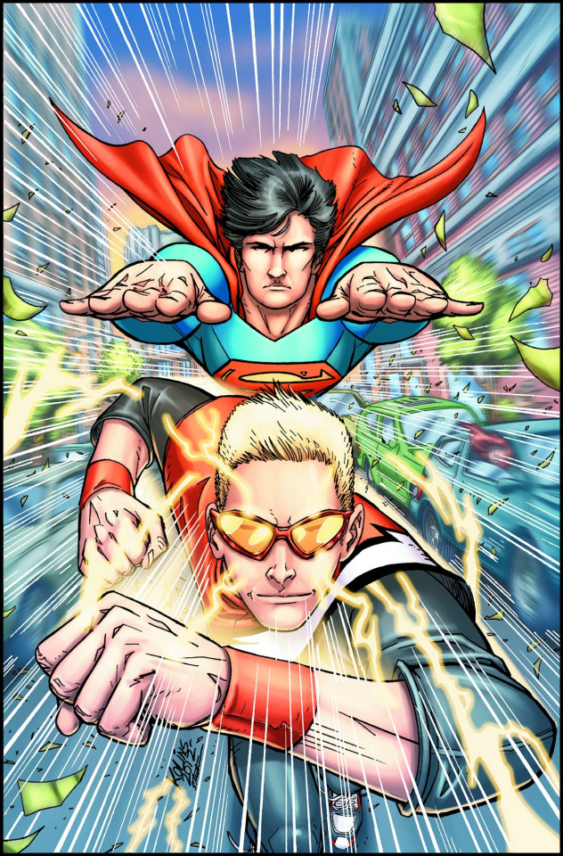 Smallville, Season 11 Vol. 3: Haunted