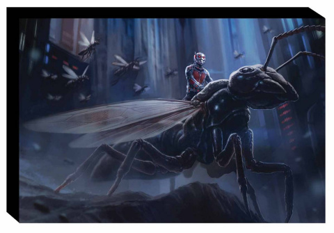 Ant-Man: Art of the Movie