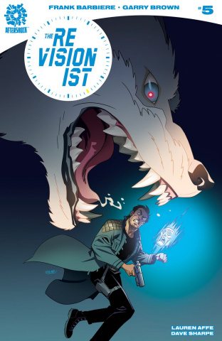 The Revisionist #5 (Free 10 Copy Shannon Cover)