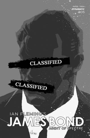 James Bond: Agent of SPECTRE #5 (11 Copy Casalanguida Cover)