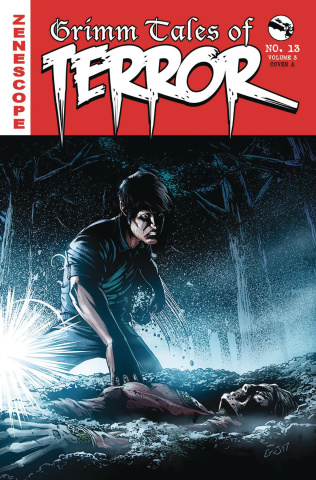 Grimm Tales of Terror #13 (Eric J Cover)