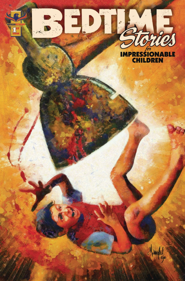 Bedtime Stories For Impressionable Children #1 (You Axed For It Cover)