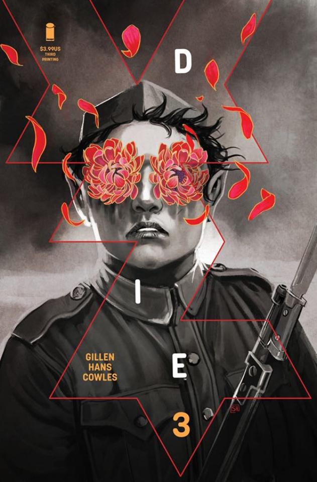 Die #3 (3rd Printing)