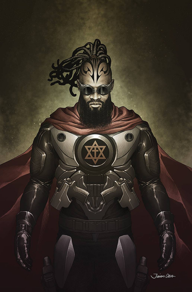 Sacred Six #11 (Ohta Virgin Cover)