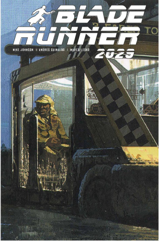 Blade Runner 2029 #4 (Mead Cover)