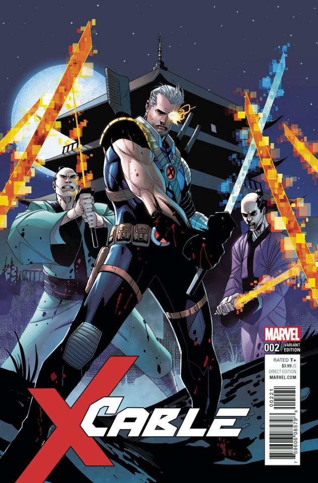 Cable #2 (Malin Cover)