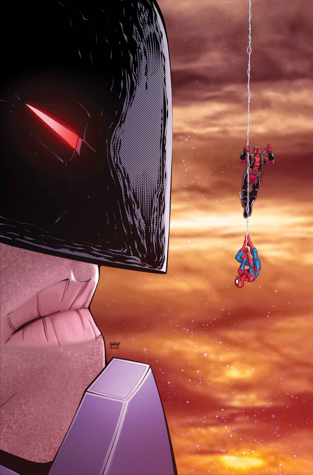 Spider-Man / Deadpool #48