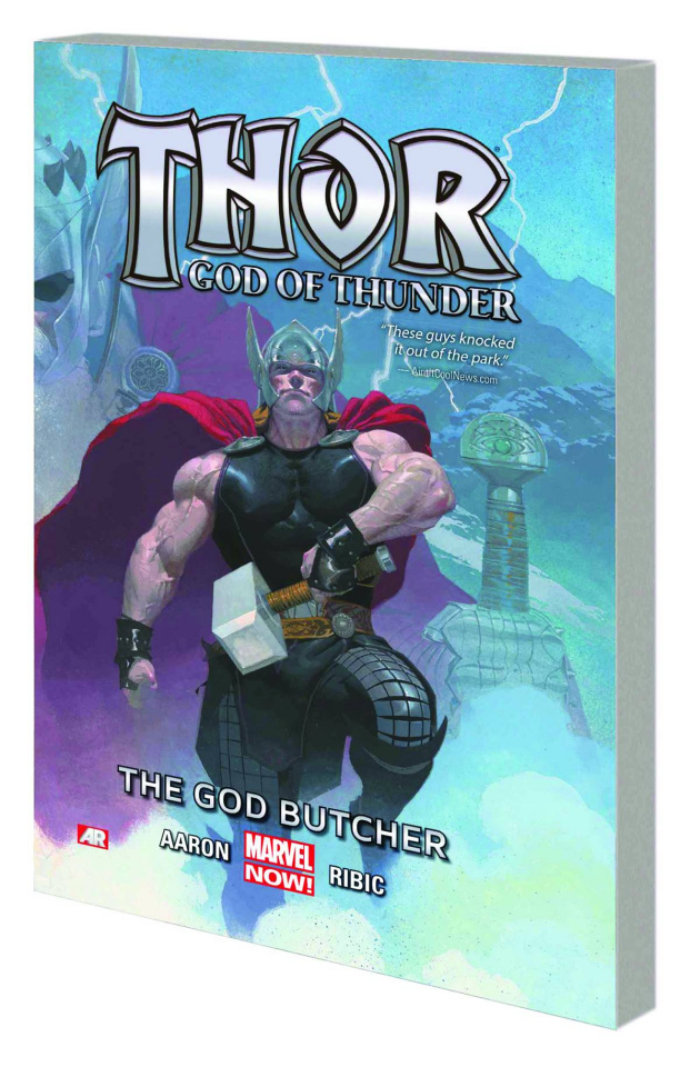 Thor: God of Thunder Vol. 1: God Butcher
