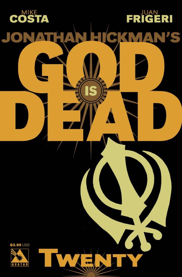 God Is Dead #20