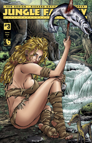 Jungle Fantasy: Ivory #3 (Costume Change Set)
