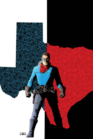 The Lone Ranger #4 (20 Copy Cassaday Virgin Cover)