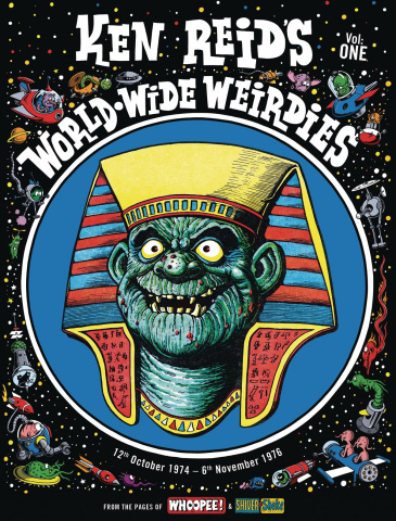 Ken Reid's World Wide Weirdies