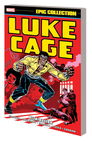Luke Cage: Retribution (Epic Collection)