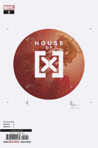 House of X #2 (Larraz 4th Printing)