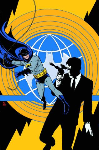 Batman '66 Meets The Man from U.N.C.L.E. #1