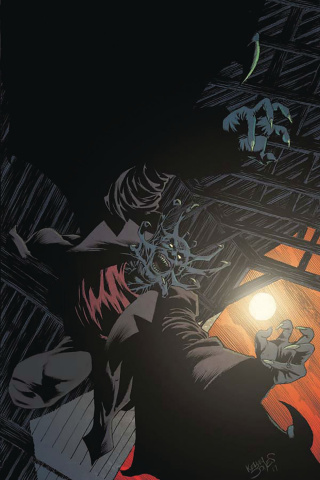 Jeepers Creepers #1 (10 Copy Jones Virgin Cover)