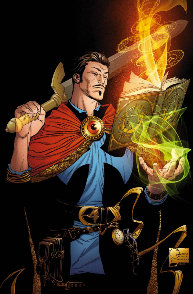 Doctor Strange #1 (Quesada Cover)