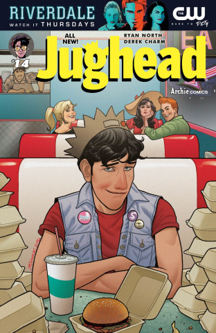 Jughead #14 (Quinones Cover)