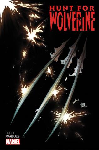 Hunt for Wolverine #1 (Kubert Teaser Cover)