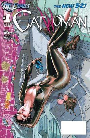 Catwoman #1 (Dollar Comics)