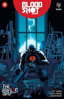Bloodshot: Reborn #10 (20 Copy Lafuente Cover)