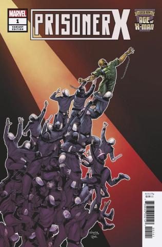 Age of X-Man: Prisoner X #1 (Sliney Cover)