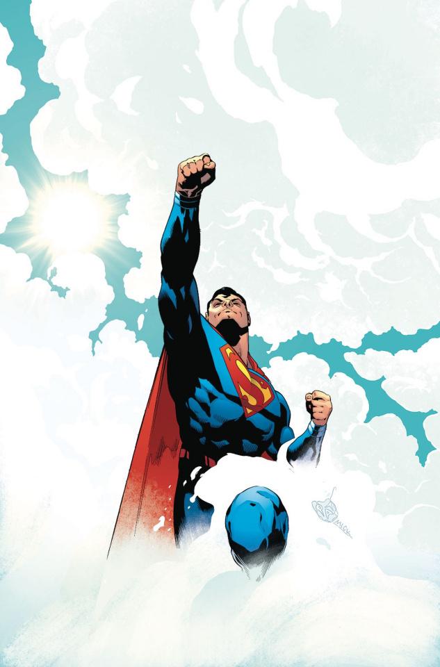 Superman: Rebirth Book 1