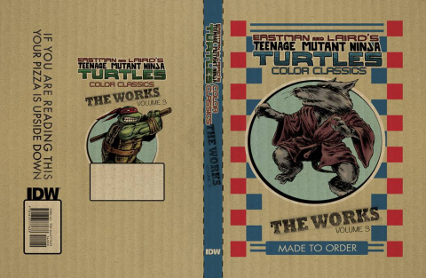 Teenage Mutant Ninja Turtles: The Works Vol. 3