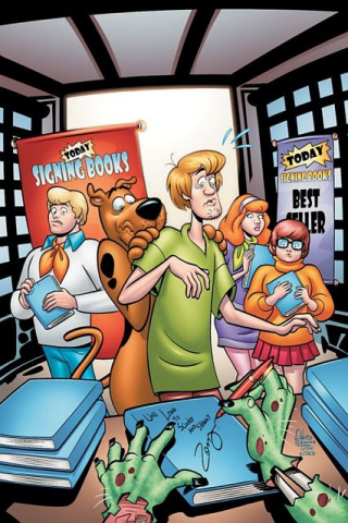 Scooby Doo, Where Are You? #6