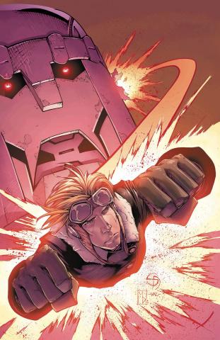 Uncanny X-Men #5 (Davis Cover)