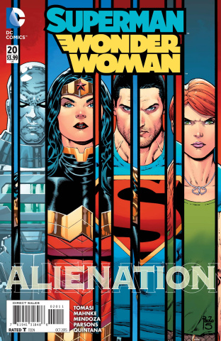 Superman / Wonder Woman #20
