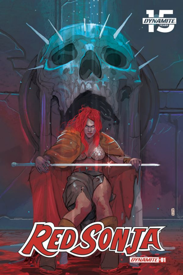 Red Sonja #1 (Ward Cover)