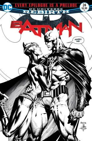 Batman #24 (3rd Printing)