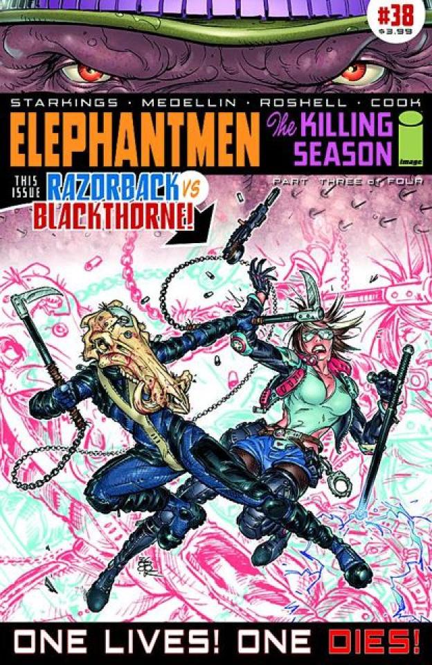 Elephantmen #38