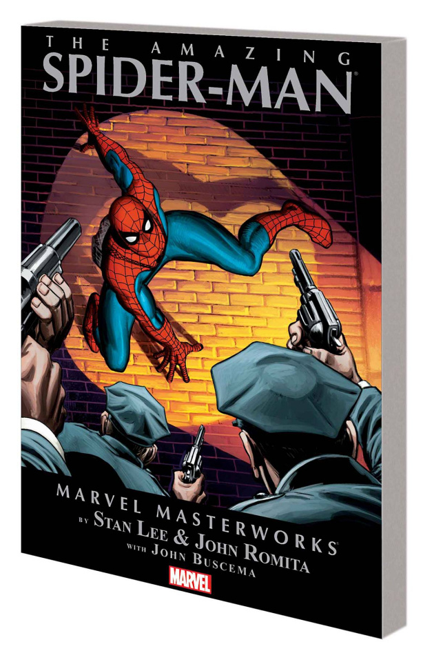 The Amazing Spider-Man Vol. 8 (Marvel Masterworks)