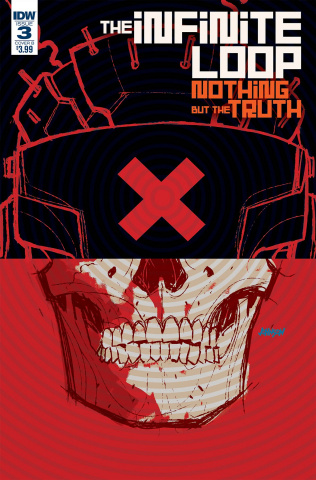 The Infinite Loop: Nothing But the Truth #3 (Johnson Cover)