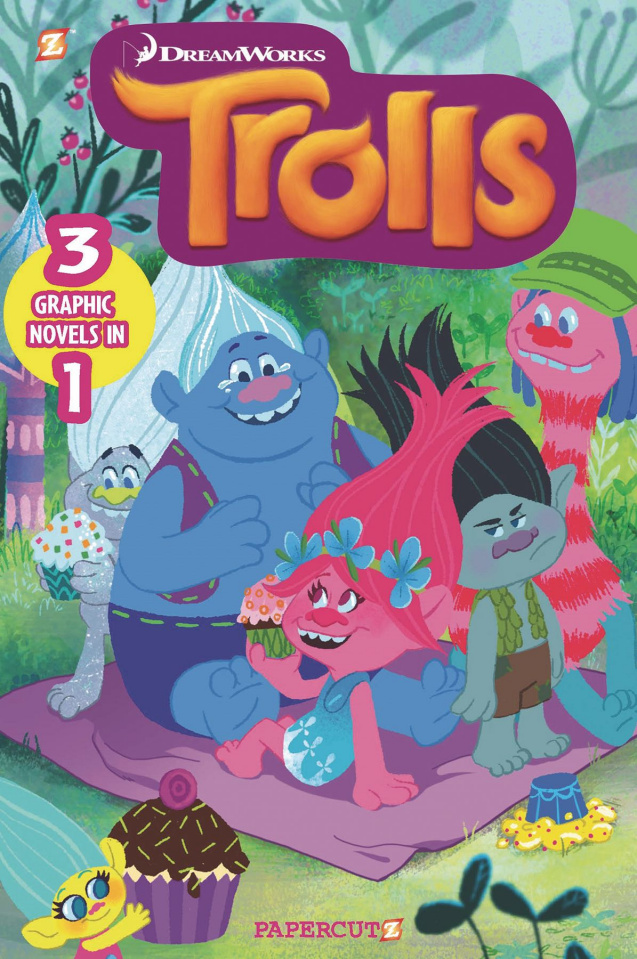 Trolls Vol. 1 (3-in-1 Edition)
