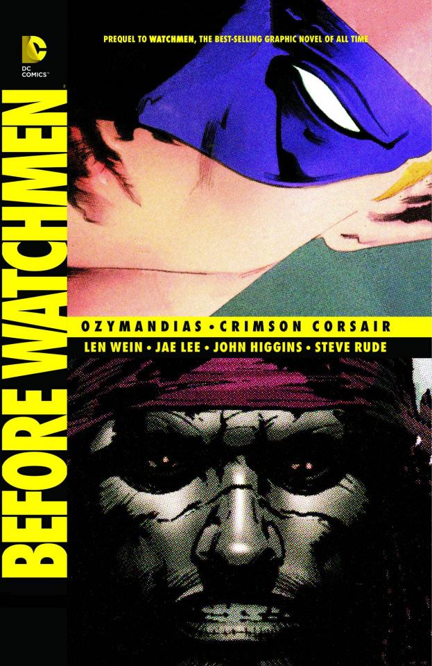 Before Watchmen: Ozymandias & Crimson Corsair