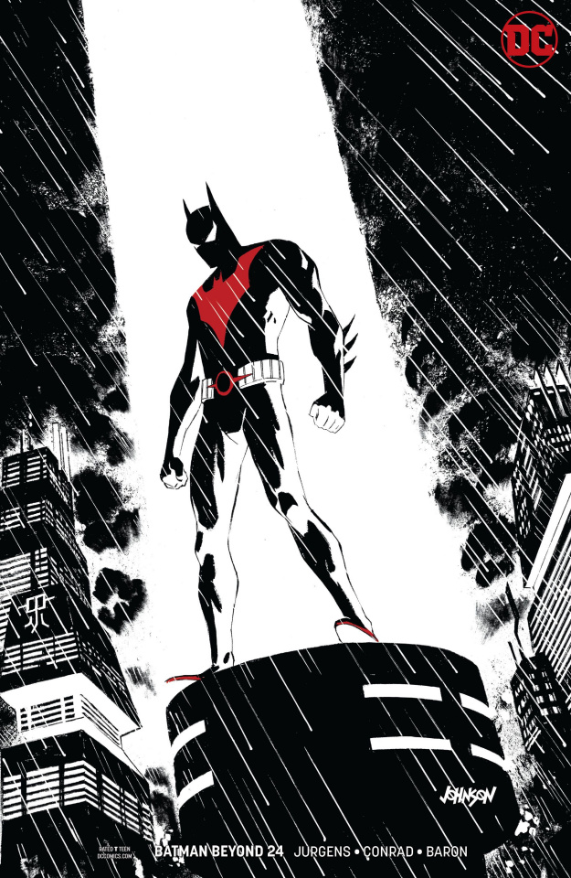 Batman Beyond #24 (Variant Cover)