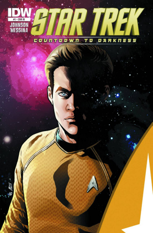 Star Trek: Countdown To Darkness #1 (Messina Cover)