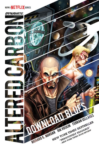 Altered Carbon: Download Blues