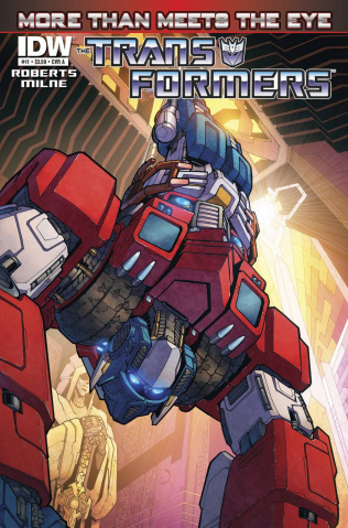 The Transformers: More Than Meets the Eye #11