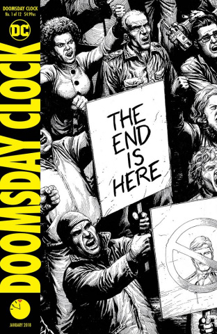 Doomsday Clock #1 (2nd Printing)