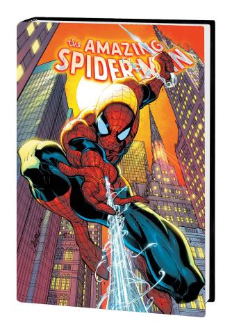 The Amazing Spider-Man: Straczynski Vol. 1 (Omnibus)