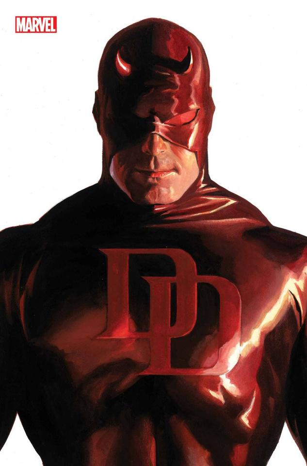 Daredevil #23 (Alex Ross Daredevil Timeless Cover)