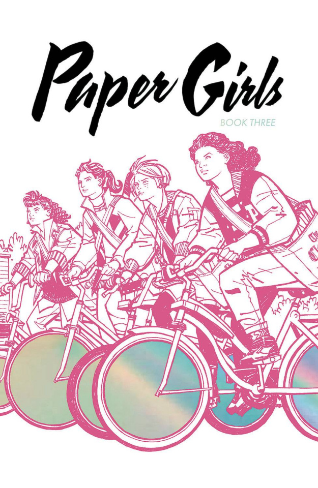 Paper Girls Vol. 3 (Deluxe Edition)
