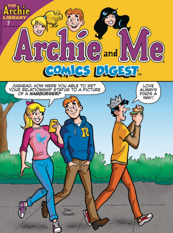 Archie and Me Comics Digest #7